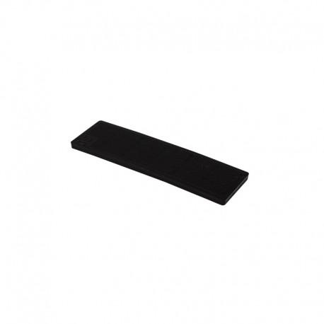 Vymezovací plastová podložka 30x100x4 mm, tloušťka 4 mm