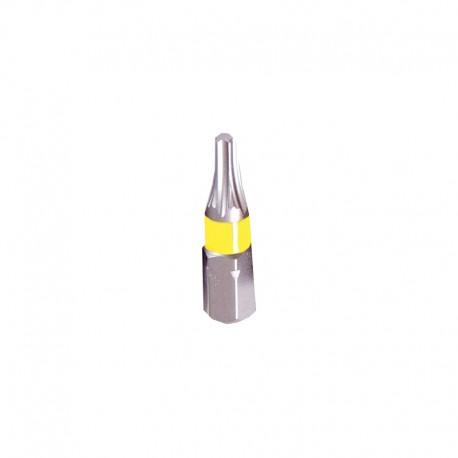 Bit TORX T30, 25mm, pro utahování a šroubování, PROJAHN